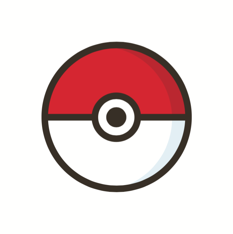 Pokeballs as an activity for kids